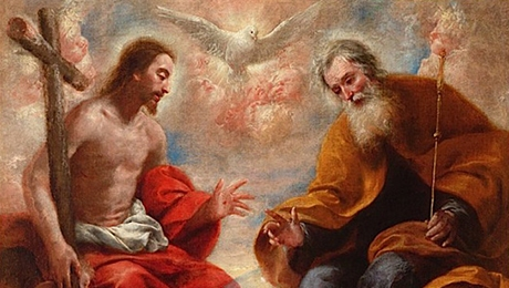 Resultado de imagen de Un Único Dios en esencia y trino en personas.